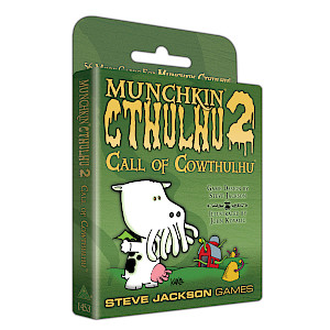 Munchkin Cthulhu 2 — Call of Cowthulhu cover
