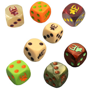 Dice cover