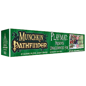 Munchkin Pathfinder Playmat: Presents Unaccounted For cover