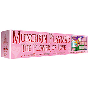 Munchkin Playmat: The Flower of Love cover