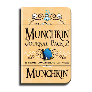 Munchkin Journal Pack 2 cover