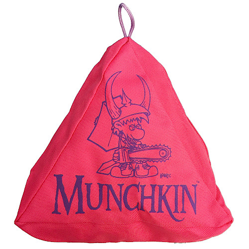 Munchkin Dice Bag (Pink) cover
