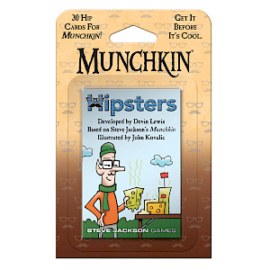 Munchkin Hipsters cover