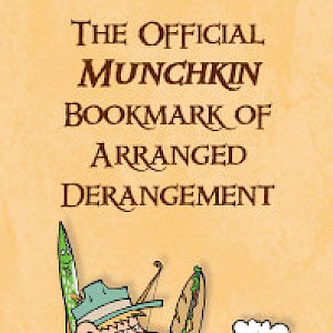 The Official Munchkin Bookmark of Arranged Derangement cover