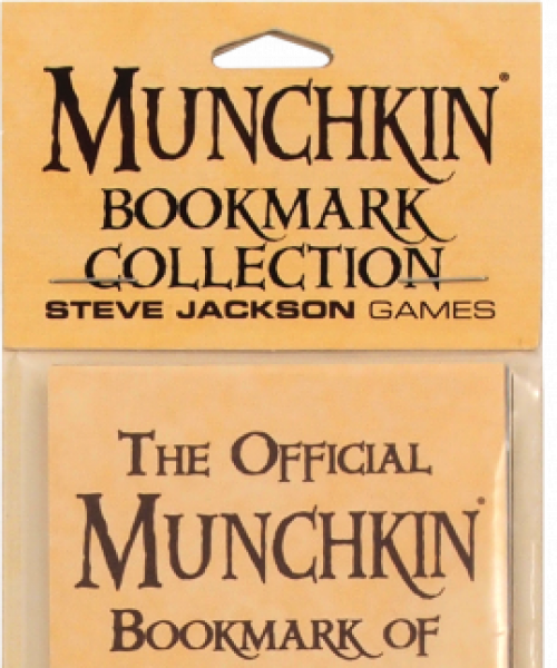 Munchkin Bookmark Collection cover