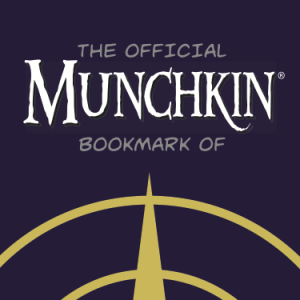 The Official Munchkin Bookmark of Nova Corps cover