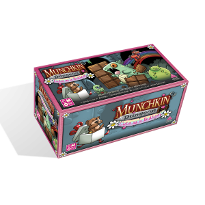 Munchkin Dungeon: Cute as a Button cover