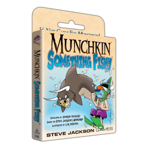 Munchkin Something Fishy cover