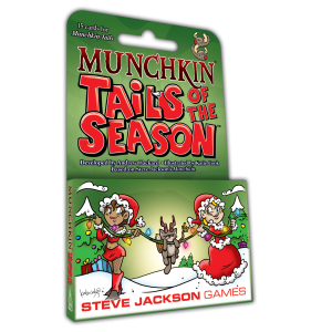 Munchkin Tails of the Season cover