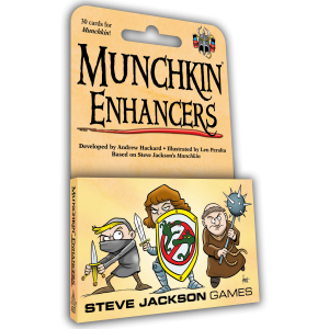 Munchkin Enhancers cover